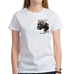 Boxers are the Best Brindle u Women's T-Shirt