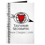 Tasmanian Geographic Arrow Shot Journal
