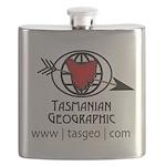Tasmanian Geographic Arrow Shot Flask