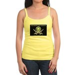 Pirate Flag for Tasmanian Geographic Tank Top