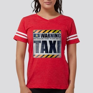 Warning: Taxi Womens Football Shirt