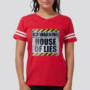 Warning: House of Lies Womens Football Shirt