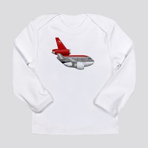 northwest airlines DC 10 Long Sleeve T-Shirt