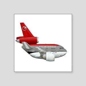 northwest airlines DC 10 Sticker