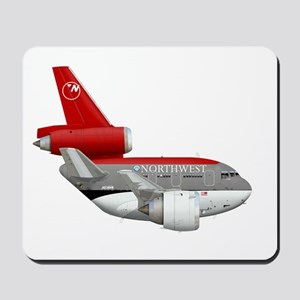 northwest airlines DC 10 Mousepad
