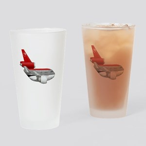 northwest airlines DC 10 Drinking Glass