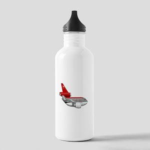 northwest airlines DC 10 Water Bottle