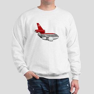 northwest airlines DC 10 Sweatshirt