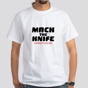 MACK THE KNIFE - FREQUENT FLIER 2013 T-Shirt