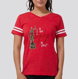 Is the Trophy In Play? Womens Football Shirt