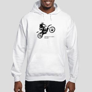 Dirtbike Hooded Sweatshirt