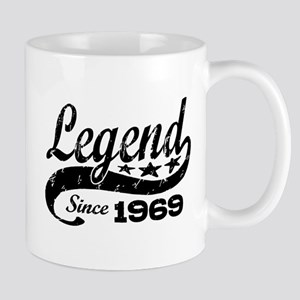 Legend Since 1969 Mug