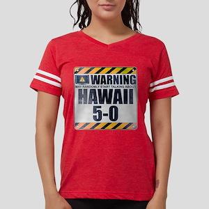 Warning: Hawaii 5-0 Womens Football Shirt