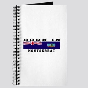 Born In Montserrat Journal