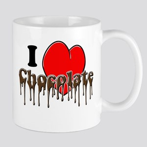 I Heart Chocolate Mug