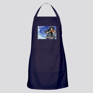 Anime Violin Apron (dark)