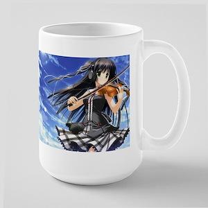 Anime Violin Mug