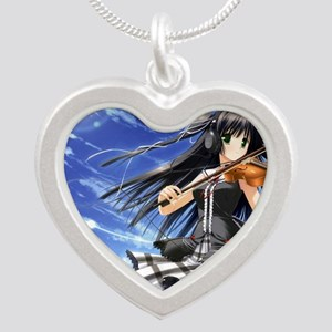Anime Violin Necklaces