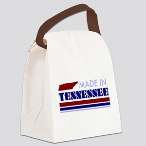 Made in... Canvas Lunch Bag