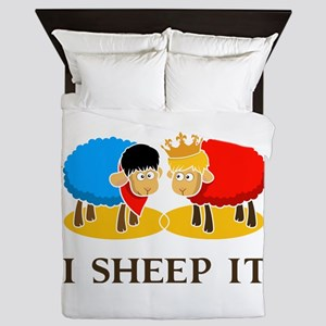 I Sheep It Queen Duvet