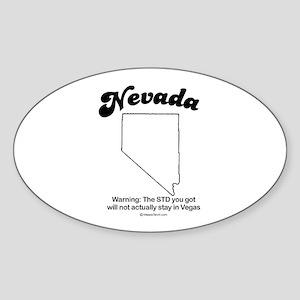 NEVADA: The STD you got will not stay in Vegas Sti