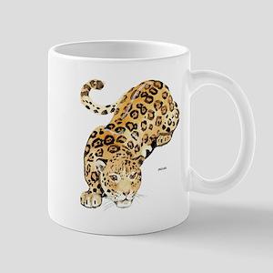 Jaguar Big Cat Mug