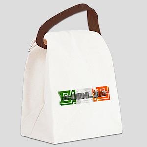Dublin Eire Canvas Lunch Bag