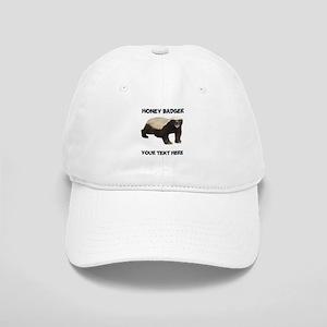 Custom Honey Badger Baseball Cap