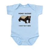 Honey badger Bodysuits