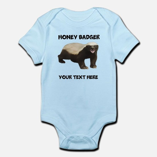Custom Honey Badger Body Suit