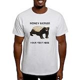 Honey badger Light T-Shirt