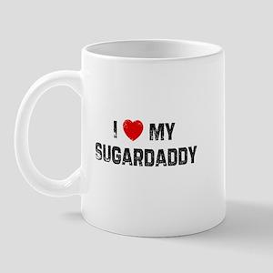 I * My Sugardaddy Mug