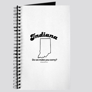 INDIANA: Do we make you corny? Journal