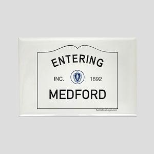 Medford Rectangle Magnet
