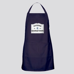 Georgetown Apron (dark)