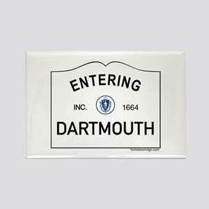 Dartmouth Rectangle Magnet