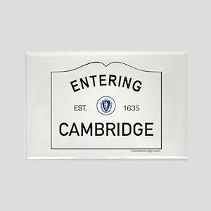 Cambridge Rectangle Magnet