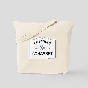 Cohasset Tote Bag