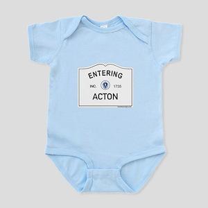 Acton Infant Bodysuit