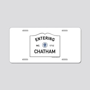 Chatham Aluminum License Plate