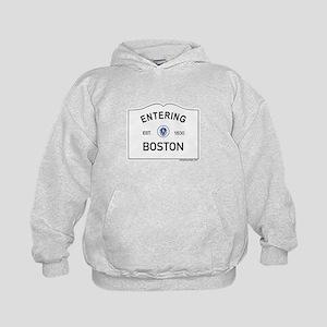 Boston Kids Hoodie