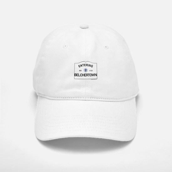 Belchertown Baseball Baseball Cap