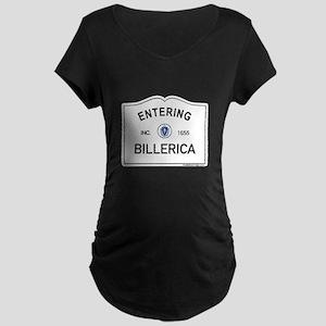 Billerica Maternity Dark T-Shirt