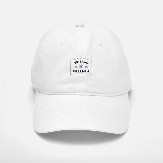 Billerica Baseball Baseball Cap