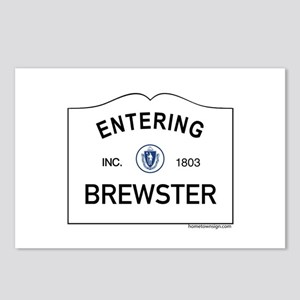Brewster Postcards (Package of 8)