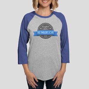 Certified Addict: The Twiligh Womens Baseball Tee