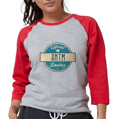Official ANTM Fanboy Womens Baseball Tee