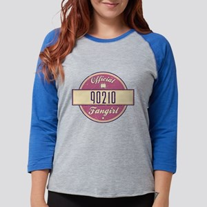 Official 90210 Fangirl Womens Baseball Tee