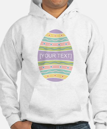 Your Text Easter Egg Jumper Hoody