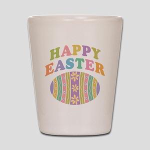 Happy Easter Egg Shot Glass